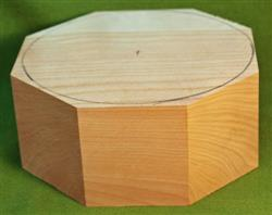 "Bowl #512 - Solid Cherry Bowl Blank ~ 6"" x  3"" High ~ $22.99"