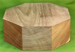 "Bowl #605 - Large Solid Black Walnut Bowl Blank ~ 10"" x 3"" ~ $54.99"