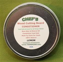 CHEF'S Wood Conditioner, Lemon, 6 ounces - Only $10.99