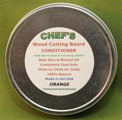 CHEF'S Wood Conditioner, Orange, 6 ounces - Only $10.99