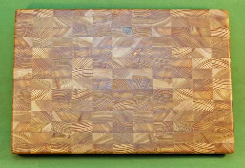 Larch Cutting Board Large Amp Thick