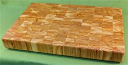 Larch Cutting Board