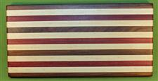 "Board #968 Exotic Hardwood Edge Grain Cutting Board 23"" x 11 1/2"" x 1 1/2"" - $99.99"