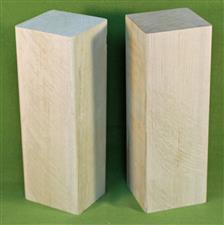 "Blank #701 - Maple Solid Turning Blanks ~ 2 Each ~ 3"" x 3"" x 8 1/2"" ~ $18.99"